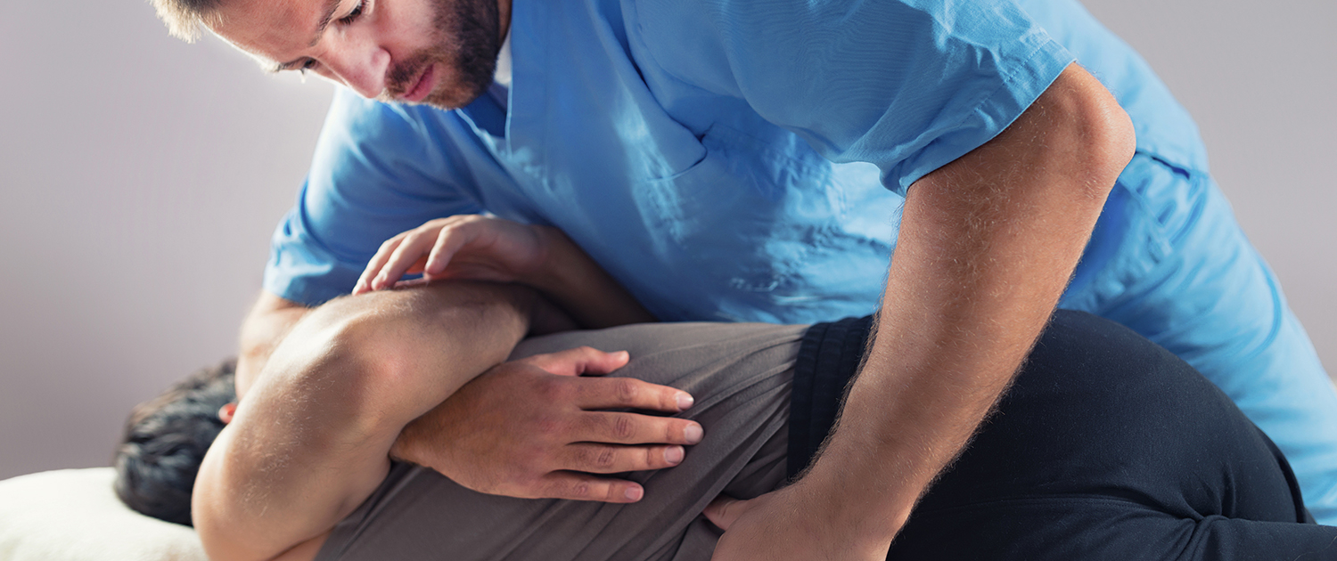 Chiropractic Care Back Adjustment - Chiromed O'Fallon Illinois